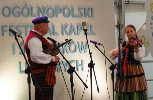 Roman Wojciechowski i Wiktoria Chwalińska