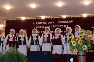 """Zespół """"Dobrowianki"""" z Dobrowa"""