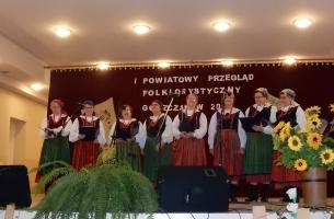 """Zespół """"Nadwarcianki"""" z Konopnicy"""