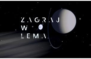 """Projekt logo """"Zagraj w Lema"""": Zofia Worpus-Budziejewska."""