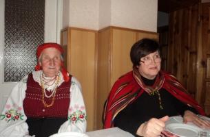 Na przeglądzie gawędziarzy ludowych w Ostrowku